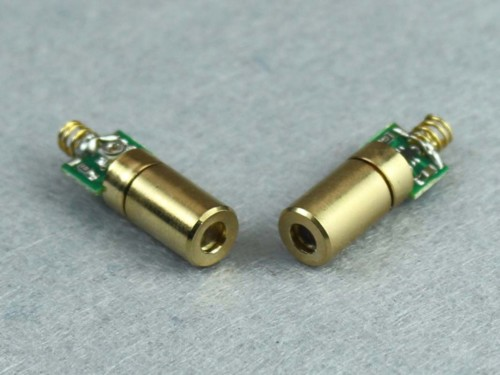 Brass Focusable Dot 635nm 20mW Red Laser Diode Module