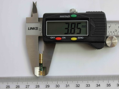Smallest IR Laser Module 850nm 1mW Class 2 Laser Diode Module China Suppliers