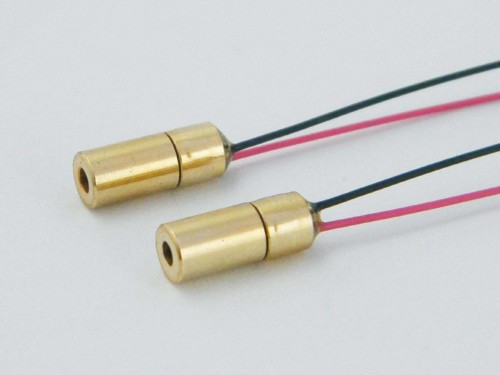 Smallest Precision Laser Module 635nm 5mW Red Diode Laser Module