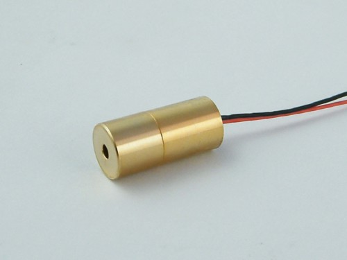 Collimated 2mW 850nm IR Laser Diode Module Datasheet Small Mini Module
